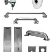 Section 10 Restroom Accessories